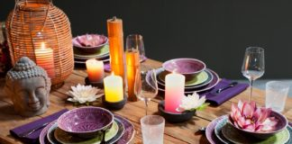I segreti per preparare una cena in stile orientale