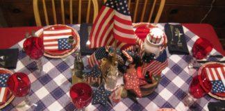 Stupisci i tuoi ospiti con una cena in stile americano!