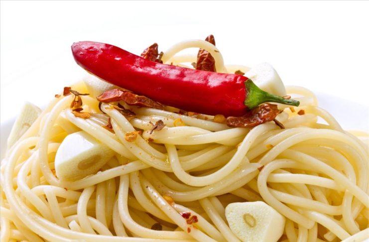 Spaghetti, Aglio, Olio e Peperoncino