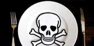 Sono questi i veleni che mangiamo ogni giorno. Evitali!
