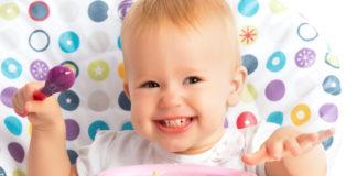 5 ricette per bambini da 1 a 3 anni