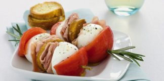 2 ricette fresche e veloci con la mozzarella