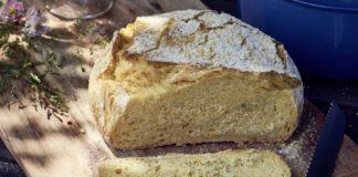 Pane al mais senza glutine