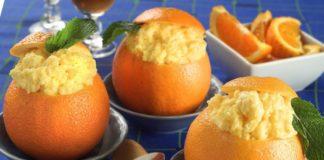 Arance gelate: un'ottima alternativa al gelato