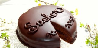 Sachertorte: la torta più apprezzata al mondo