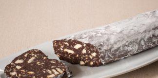 Salame di cioccolato per i più golosi