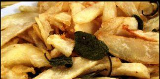 patatine fritte light