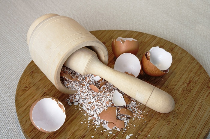 Il guscio dell'uovo non è un rifiuto ma una risorsa!