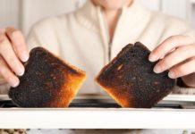 5 errori in cucina