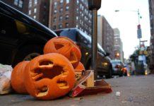 """Halloween e la """"strage"""" delle zucche"""