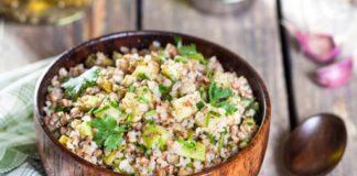 insalata di grano saraceno gluten free