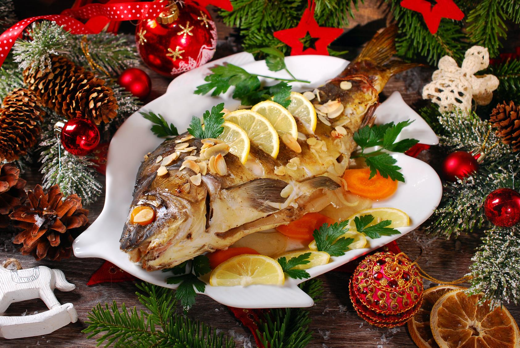 Menu Della Vigilia Di Natale Base Di Carne.Perche Si Mangia Pesce Alla Vigilia Di Natale