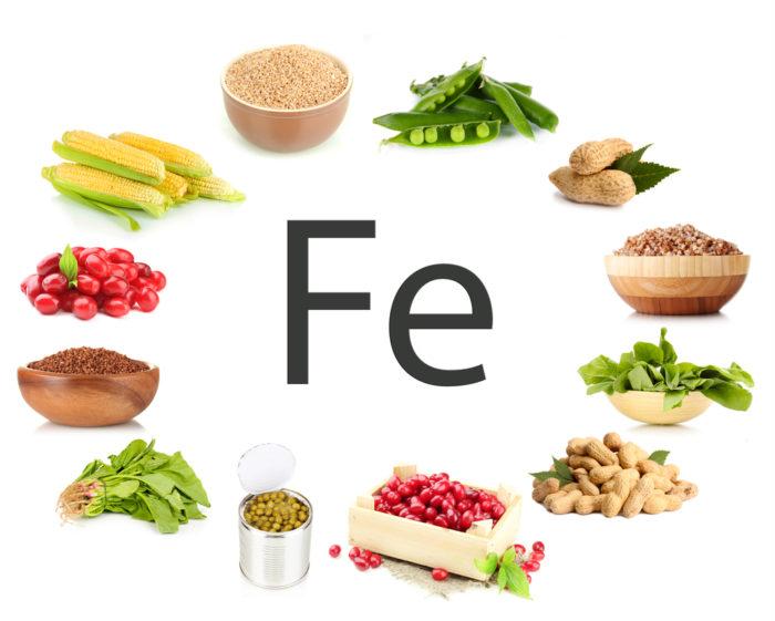 Scopri gli alimenti vegetali che contengono più ferro della carne