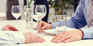 A pranzo con il capo? Evitate questi 5 errori!