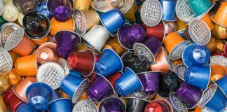 riciclare le capsule del caffè