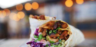 street food vegan