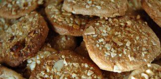 Biscotti castagne e noci