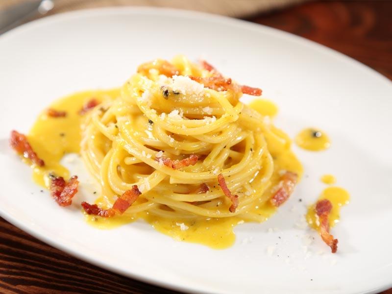 Festival della Carbonara: corri a gustare uno dei piatti tipici romani, dall'11 al 13 maggio!