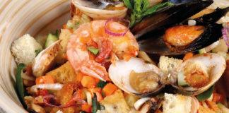Panzanella di pesce