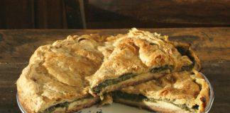 Torta rustica bolognese