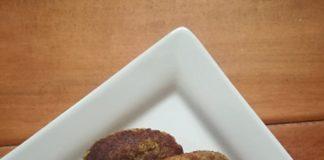 hamburger tonno, zucchine e ceci