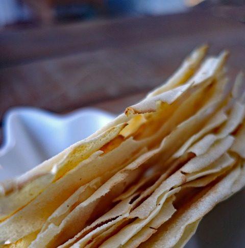 parmigiana di pane carasau