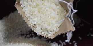ridurre le calorie del riso