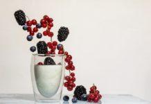 Gelato ai tre yogurt