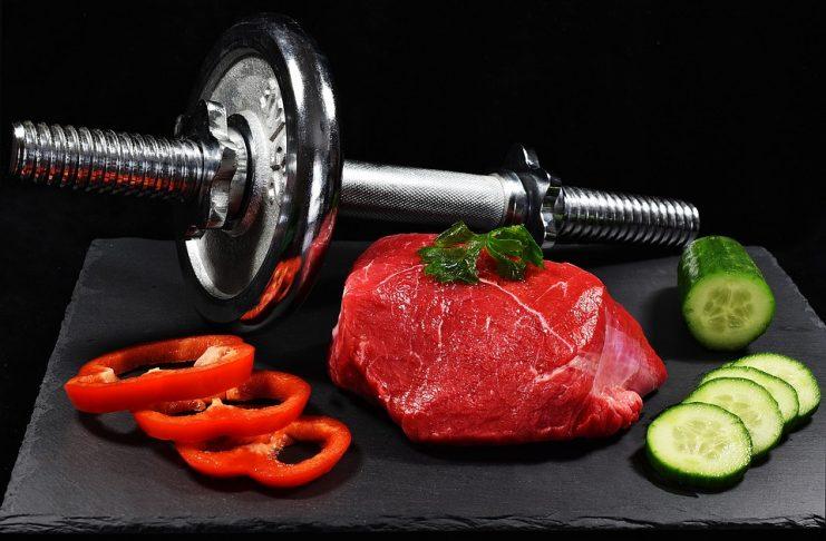 muscolatura perfetta