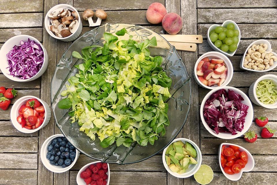 Quale frutta e verdura mangiare