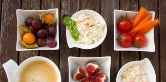 più frutta e verdura e meno carne