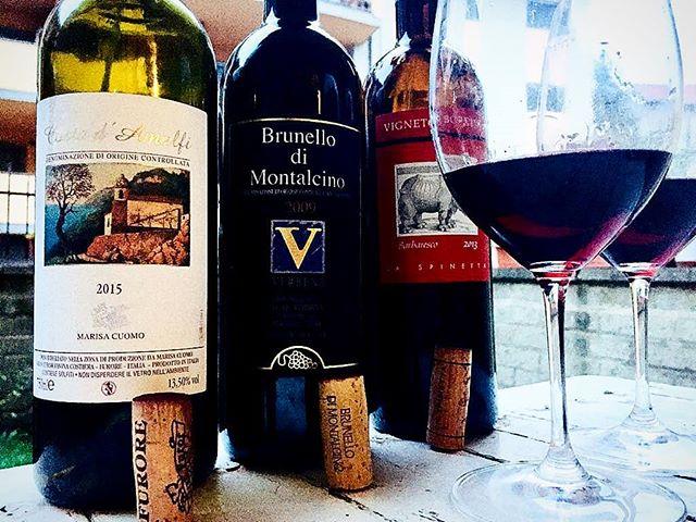 Non tutti i vini rossi possono essere bevuti in estate nonostante la giusta temperatura