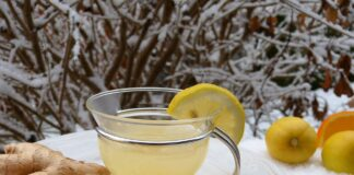 Zenzero per dimagrire: prova la tisana con zenzero limone e cannella