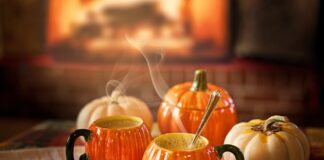 menù di halloween