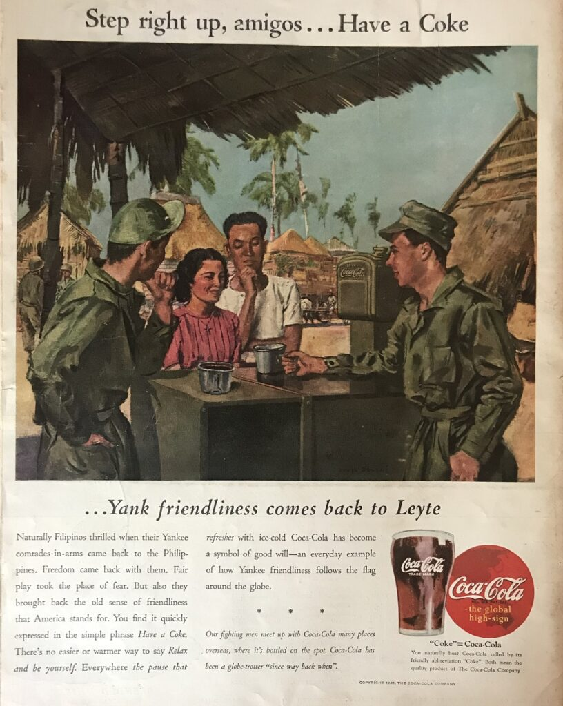 Coca Cola FILIPPINE