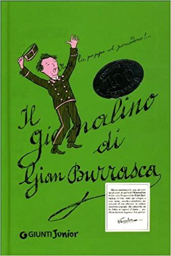 GianBurrasca il libro