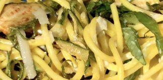 Ricetta Spaghettoni alla Nerano