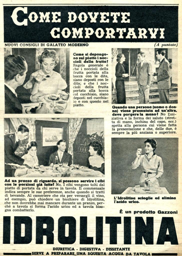 1953 - IDROLITINA - GALATEO 03