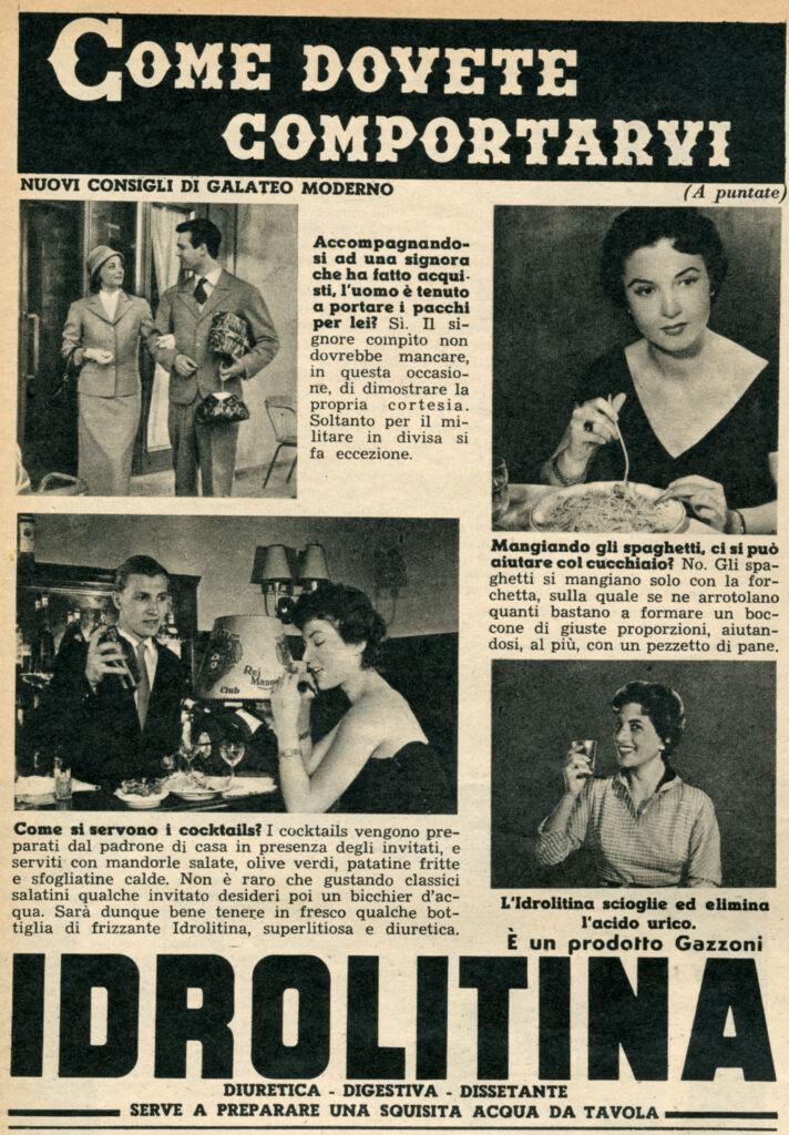 1953 - IDROLITINA - GALATEO 05