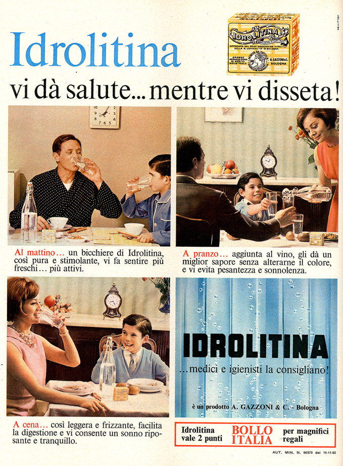 1964 - IDROLITINA