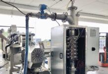 Figura 1 – Vista del Sono Heat Exchanger
