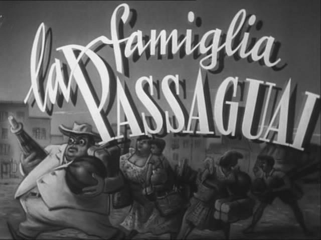 Il cocomero e la famiglia Passaguai e la domenica al mare