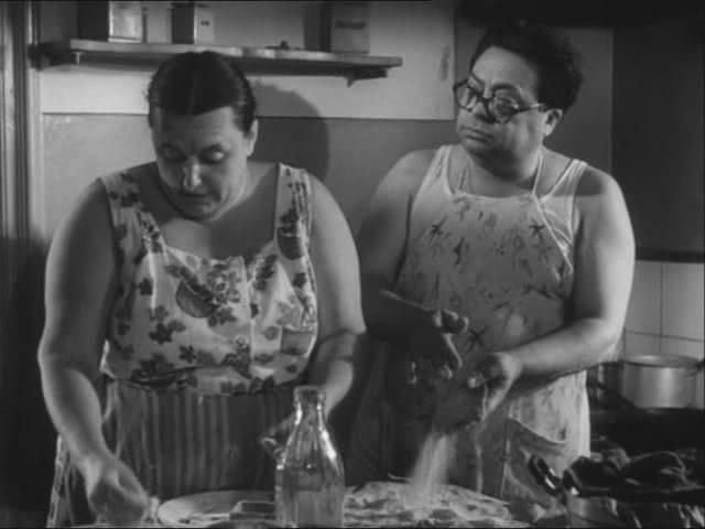 la famiglia passaguai in cucina