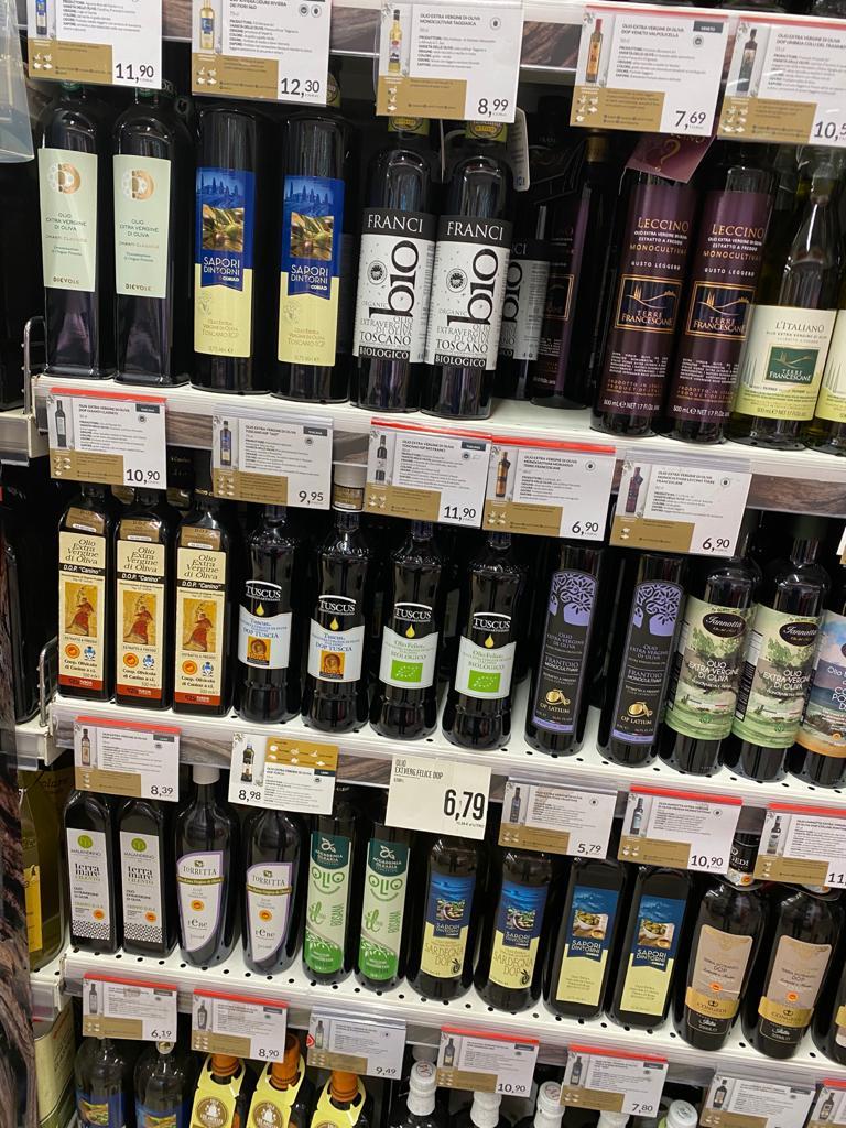 L'olio tunisino che piace in Europa