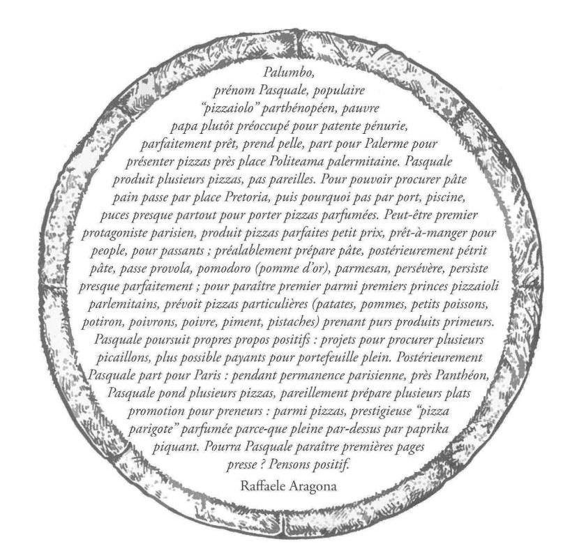 Pizzaiolo parthénopéen