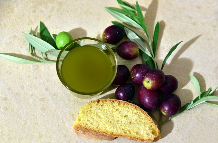 Per sapere se un olio è buono chiedilo ad una fetta di pane