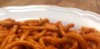 pasta all'aglione
