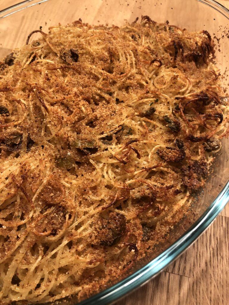 spaghetti alla marinella