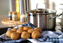 passato di castagne con patate