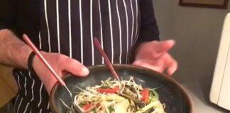 wok di verdure